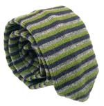 Nick Bronson Fine Wool Knitted Tie