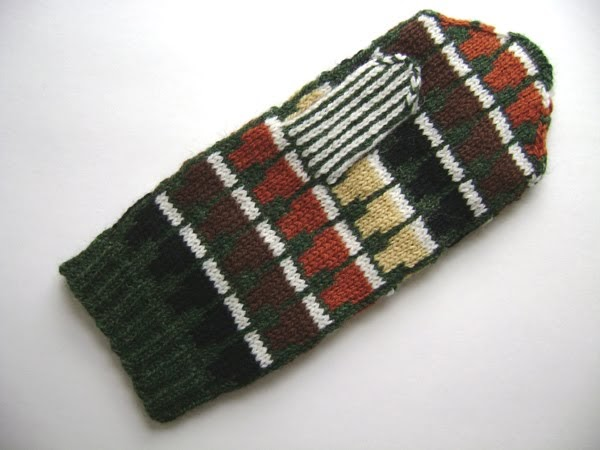spillyjane knits: Fancy some Mittens With Pints On?