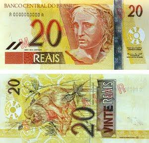 vinte reais
