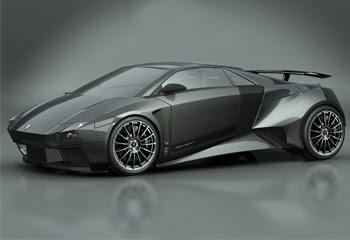 2007 Lamborghini Embolado Concept (Luca Serafini) Wallpapers