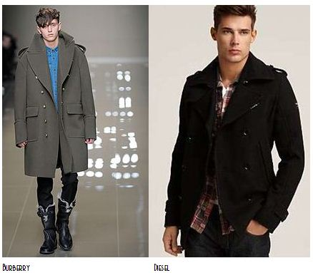 ... the more cost-concious shopper, check out Diesel's Wittor Jacket (left).