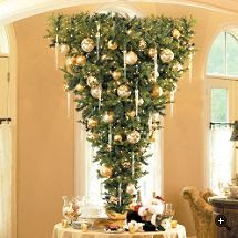 Pondering and Perceptions: The Upside Down Christmas Tree.