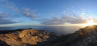 Reserve Punta Pirámides - Patagonia Argentina Geography
