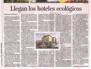 Eco-Hotel Valdes Peninsula Patagonia Argentina Eco Friendy Hotel