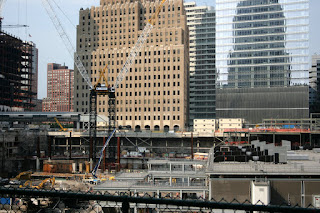 Ground Zero looking North by lawhawk 2007