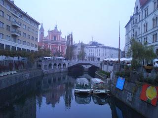 Backpacking in Slovenia: Lovely Jubbly Ljubljana, The Capital City