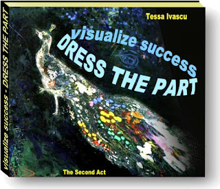 VISUALIZE SUCCESS DRESS THE PART PEACOCK BY MARC CHAGALL