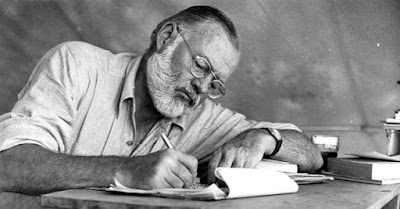 ERNEST HEMINGWAY