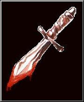Floating Bloody Dagger Macbeth Image