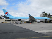 Korean Airlines has switched from their Boeing 747400s to Airbus A330300s . (img )