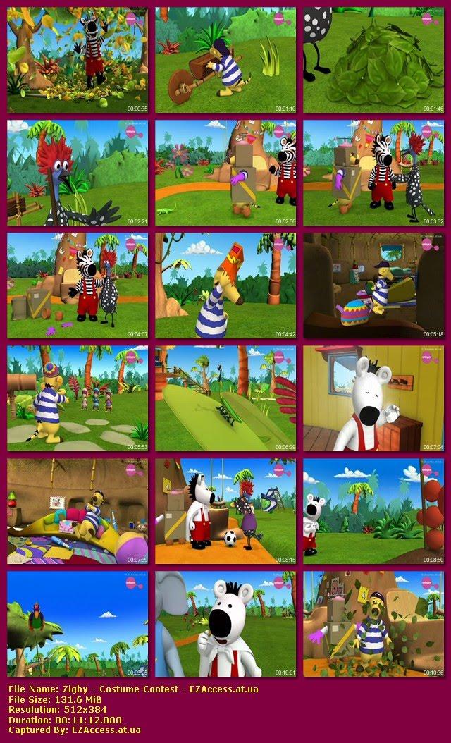 ΖΙΓΚΜΠΙ: ΔΙΑΓΩΝΙΣΜΟΣ ΚΟΥΣΤΟΥΜΙΟΥ - ZIGBY: Costume Contest (ΠΡΙΣΜΑ+)
