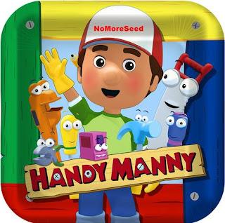 Ο ΜΑΣΤΟΡΑΚΟΣ XANTI MANI - HANDY MANNY: Shoe biz – Επιχείρηση παπούτσι (ET1)