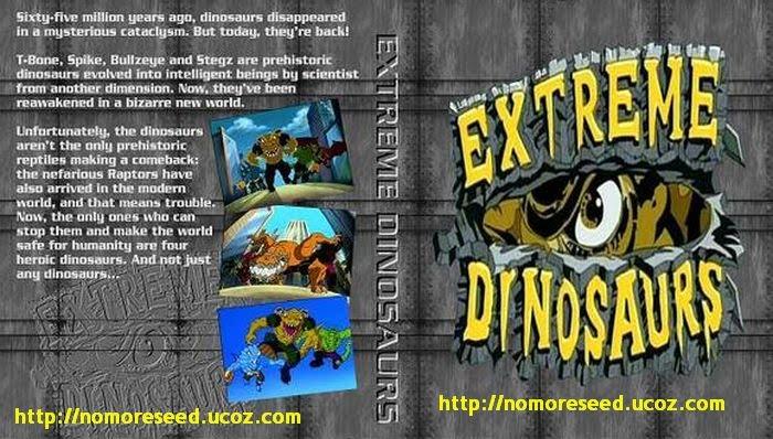 Extreme Dinosaurs E 40ο Περπατώντας στα λιβάδια N.M.S (902)