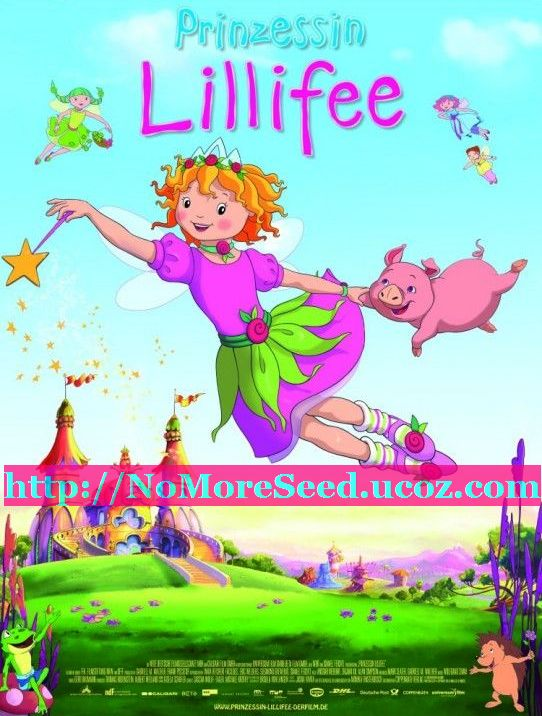 *ΣΠΑΝΙΟ* Η ΠΡΙΓΠΙΠΙΣΣΑ ΛΙΛΙΦΙ - Princess Lillifee (2009) (ΜΕΤΑΓΛΩΤΤΙΣΜΕΝΟ ΣΤΑ ΕΛΛΗΝΙΚΑ) N.M.S. (ALTER)