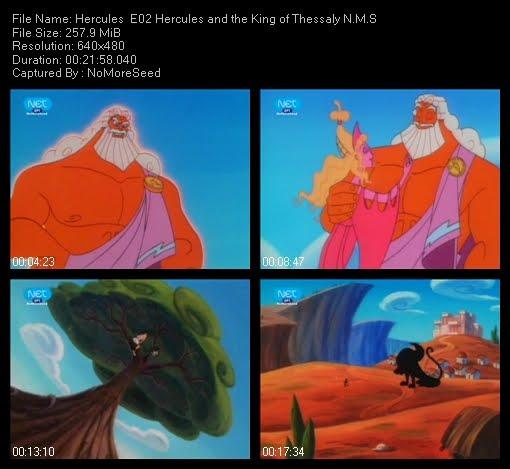 ΗΡΑΚΛΗΣ: Ο ΒΑΣΙΛΙΑΣ ΤΗΣ ΘΕΣΣΑΛΙΑΣ E02 - HERCULES E02 Hercules and the King of Thessaly N.M.S (ΜΕΤΑΓΛΩΤΤΙΣΜΕΝΟ ΣΤΑ ΕΛΛΗΝΙΚΑ) (NET)