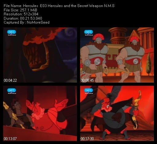 ΗΡΑΚΛΗΣ: ΤΟ ΜΥΣΤΙΚΟ ΟΠΛΟ E03 - HERCULES E03 Hercules and the Secret Weapon N.M.S (ΜΕΤΑΓΛΩΤΤΙΣΜΕΝΟ ΣΤΑ ΕΛΛΗΝΙΚΑ) (NET)