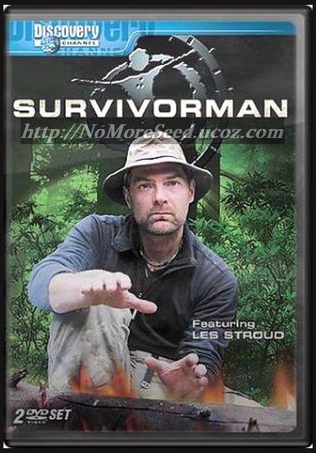 Survivorman S01E01 Canadian Boreal Forest N.M.S (SKAI) [ΕΝΣΩΜΑΤΩΜΕΝΟΙ ΕΛΛΗΝΙΚΟΙ ΥΠΟΤΙΤΛΟΙ]