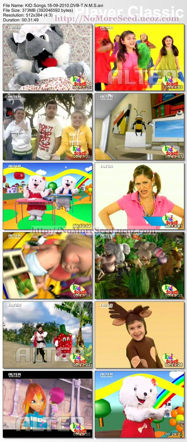 KID Songs 18-09-2010 (DVB-T) N.M.S (ALTER)
