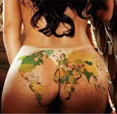 O mundo até que é belo os politicos é que o f....