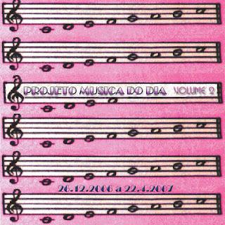 PROJETO MSICA DO DIA - Volume 2 - Vrios Artistas