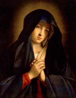 Sancta Maria, ora pro nobis!