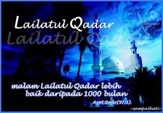 Seputar Malam Lailatul Qadr Kajian Salaf