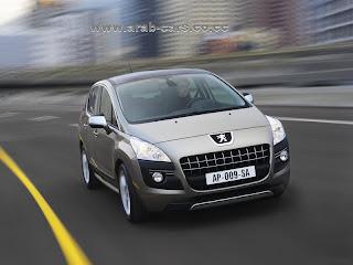 ���� ��� ����� ���� 3008 2011 - Peugeot 3008 2011