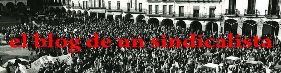 El Blog de un Sindicalista