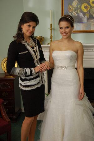 Juliana bruton wedding