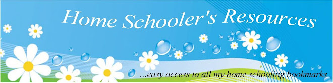 Homeschooler's Resources