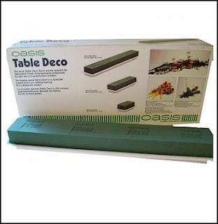 Mariage Décoration Table Deco Grand Modèle MAXI Base plastique avec IDEAL