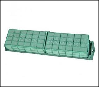 Deuil - DEKORETTE Super - Grande brique Base plastique marque OASIS®