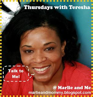 Blogger Teresha