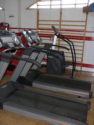 Bomberos ciudad de toledo gimnasio for Gimnasio toledo