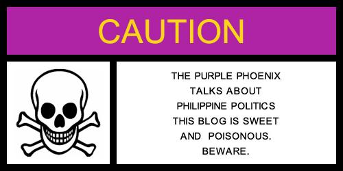The Purple Phoenix Talks about Philippine Politics