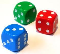 rata rata warga Tionghoa ,yang dengan bebas ber main judi jenis dadu ...