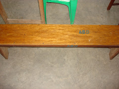 Atanga Secondary School Bench