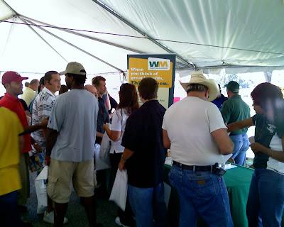 Tampa Driver Job Fair