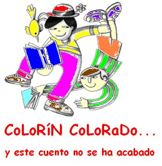 COLORÍN COLORADO