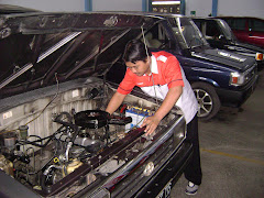 Foto UJK Tune Up Engine Konvensional