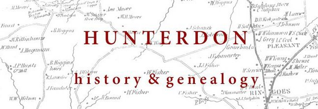 Hunterdon History and Genealogy