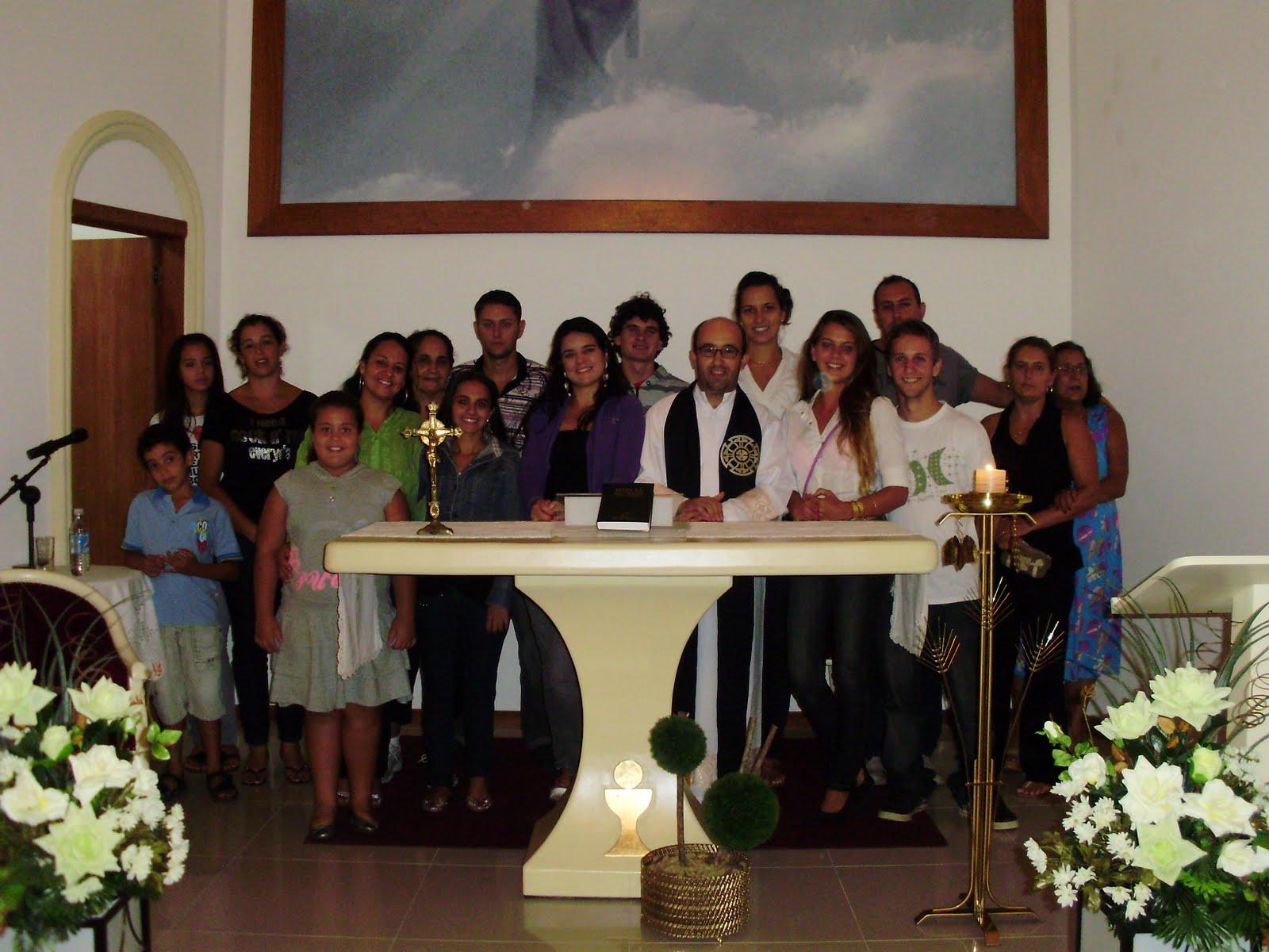 Fiéis anglicanos