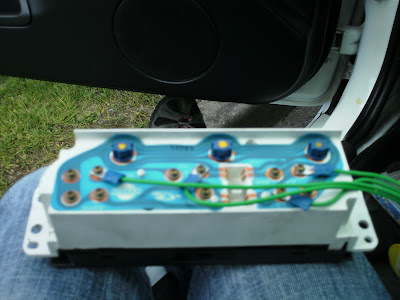Nissan R33 Tripple Gauge Wiring