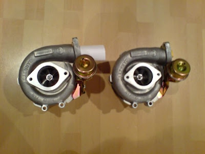 Skyline Upgraded Turbochargers