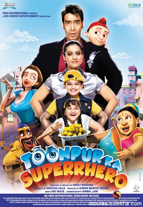 Watch Toonpur Ka Superhero (2010)