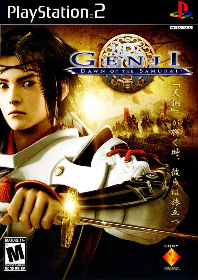 Playstation 2 - Sugerencias, Preguntas,Dudas,Etc Genji+Dawn+of+the+Samurai+-+PS2