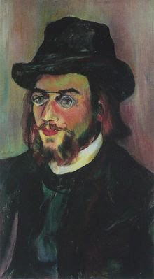 Erik Satie par Suzanne Valladon