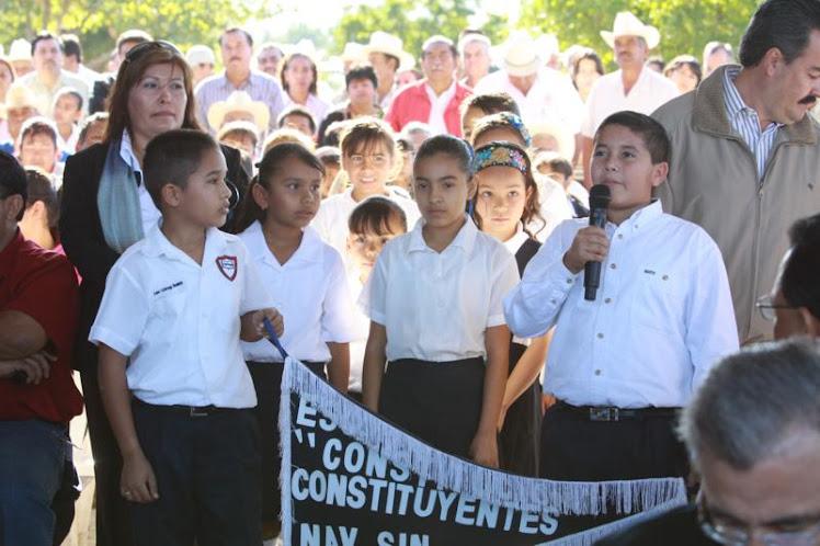 """ESCUELA PRIMARIA """"CONSTITUCIÓN"""""""