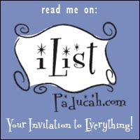 Read me on iList Paducah!