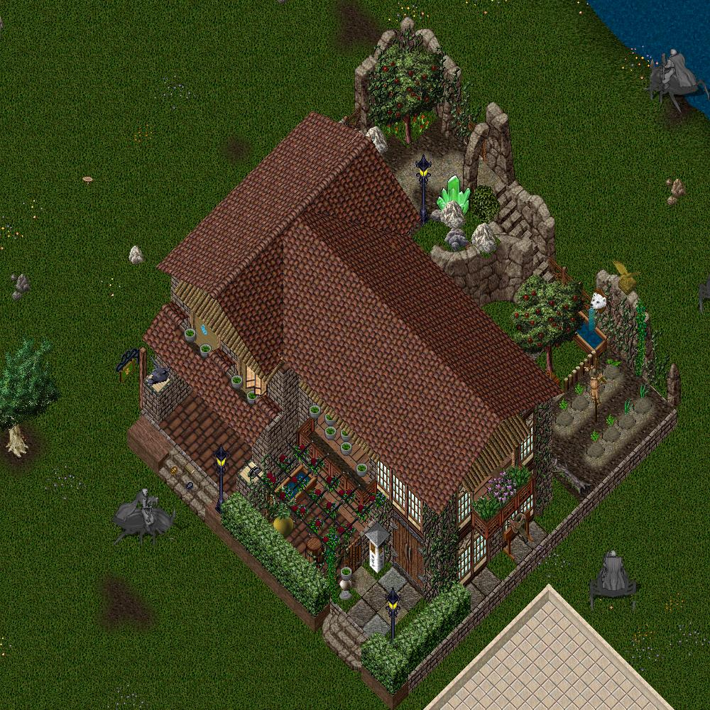 Seriad 39 s ultima online home building and deco for Best house designs skyrim